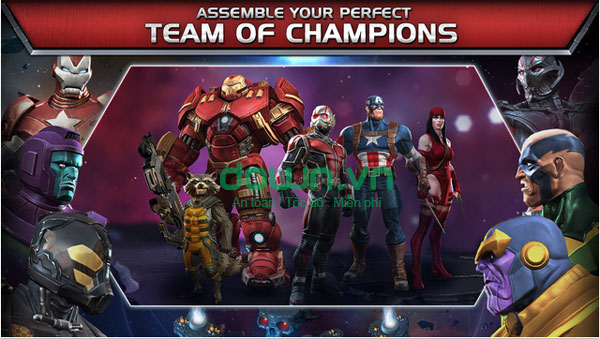 Tải game Marvel Contest of Champions miễn phí
