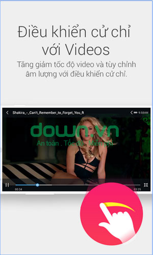 Tải UC Browser Android Mini cho Android