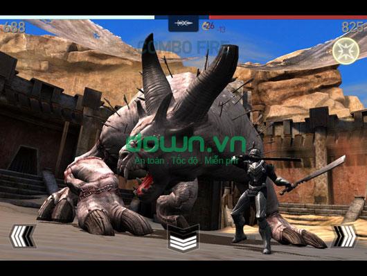 game Infinity Blade III miễn phí