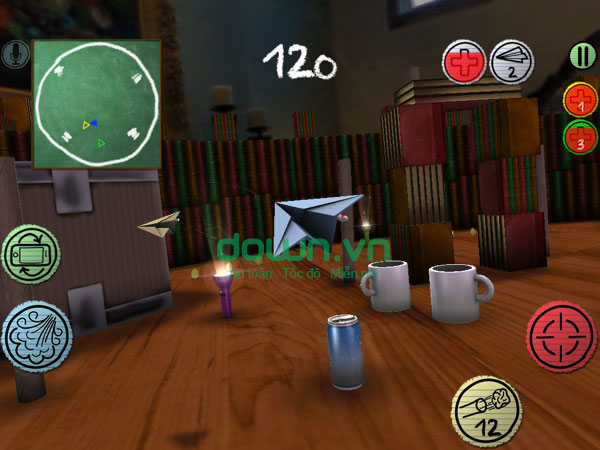 Tải game Air Wings cho iPhone