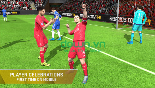 Tải game FIFA 16 Ultimate Team