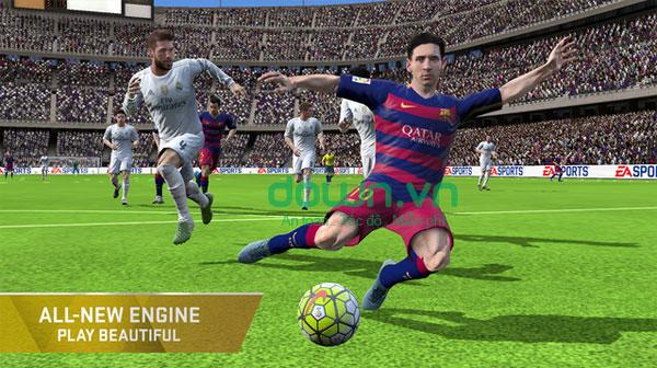 Tải game quản lý bóng đá hấp dẫn cho iPhone/iPad
