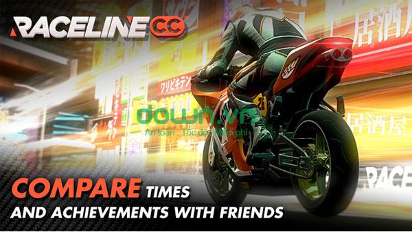 Raceline CC cho điện thoại