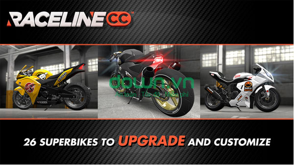 Tải game Raceline CC miễn phí