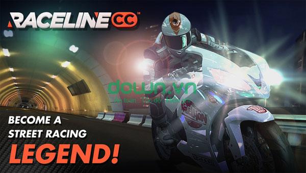 Raceline CC cho iOS