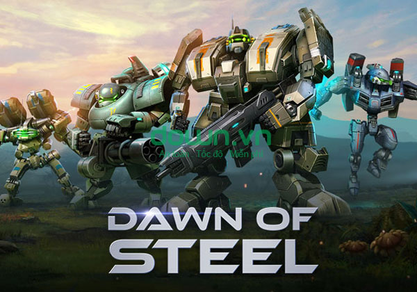 Game Dawn of Steel