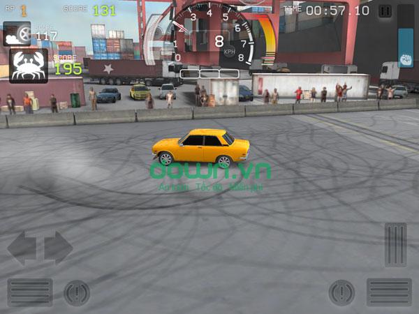 Tải game đua xe phong cách mới cho iPhone