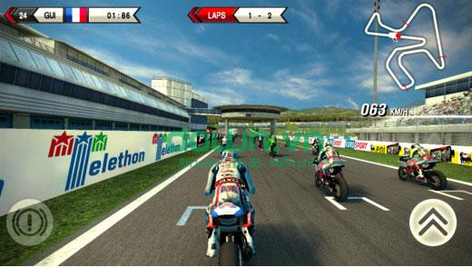 game đua mô tô phân khối lớn