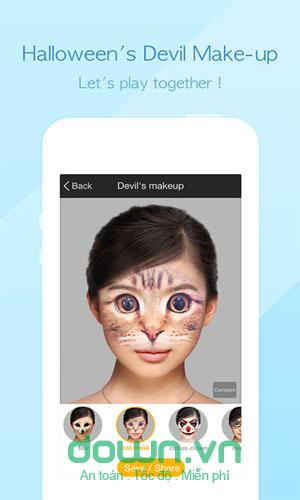 Tính năng hấp dẫn của PhotoWonder cho iOS