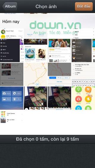 PhotoWonder cho iOS