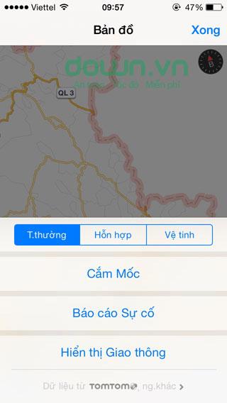 Tải ứng dụng bản đồ Google Maps cho iOS