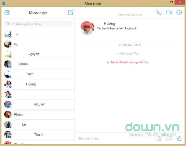 Tải Facebook Messenger