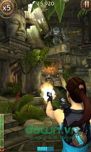 Sử dụng súng trong game
