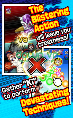 Tải game Dragon Ball Z Dokkan Battle