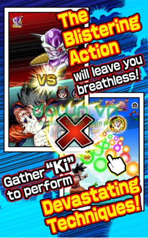 Tải game Dragon Ball Z: Dokkan Battle