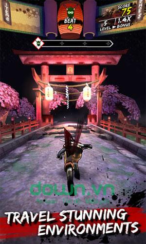 Tải game hành động phiêu lưu Yurei Ninja