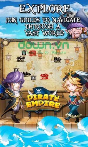 Pirate Empire cho iOS