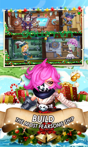 Game chiến thuật Pirate Empire