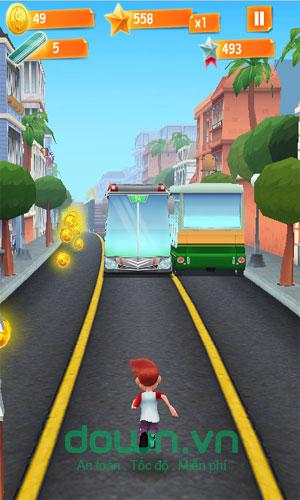Tải game Bus Rush