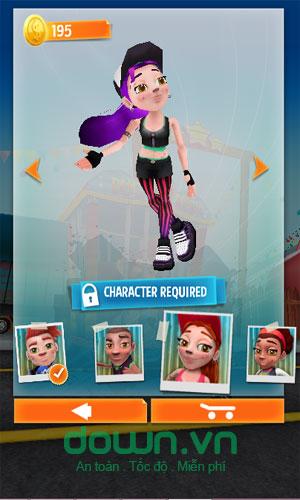 Tải game người chạy cho iPhone