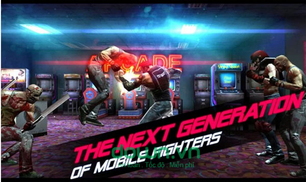 Tải game Fightback for Android