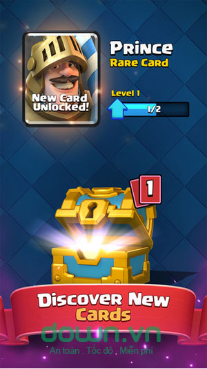 Clash Royale miễn phí cho Android