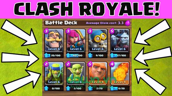 Tải game Clash Royale miễn phí