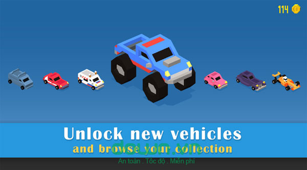 Traffic Rush 2 for iOS