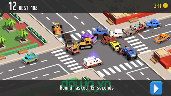 Tải game điều khiển giao thông 2 miễn phí