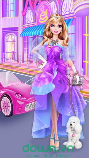 Tải game trang điểm bạn gái cho iPhone/iPad