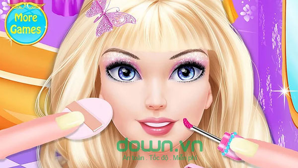 Fashion Doll Makeover