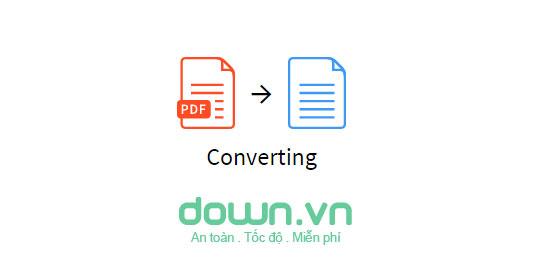 Chuyển đổi PDF sang Word trực tuyến