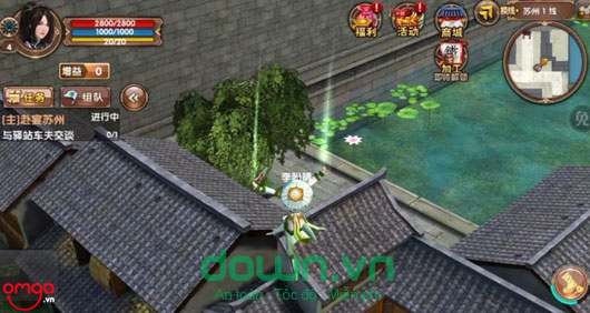 game Age of Wushu Dynasty miễn phí