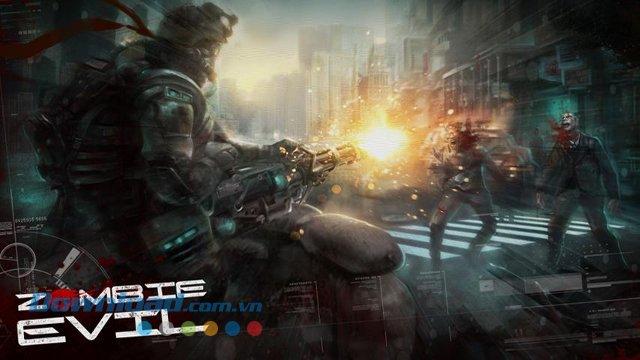 Zombie Evil - Game bắn súng diệt zombie hấp dẫn