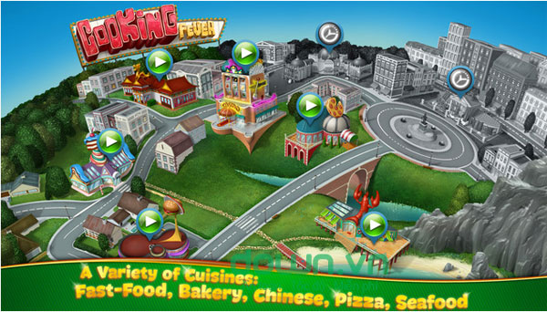 Cook Fever for iOS