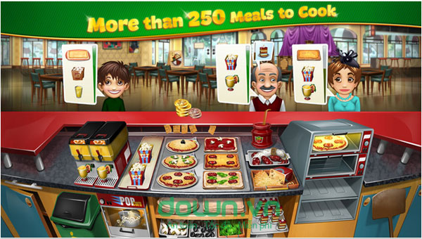 Tải game quản lý nhà hàng