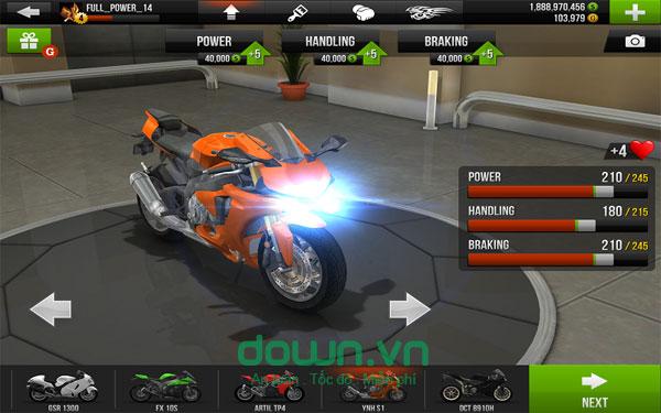 game Traffic Rider miễn phí