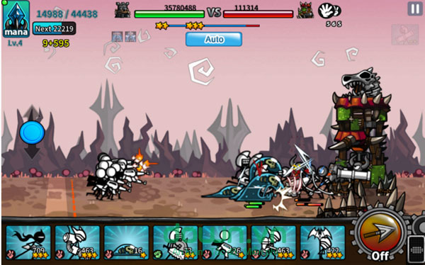 Cartoon Wars 3 for Android