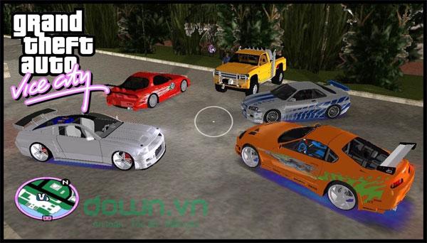 Các nhiệm vụ chính trong game GTA vice city