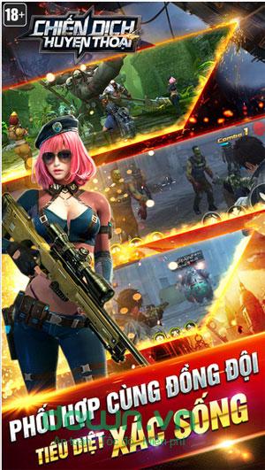 Tải game bắn súng