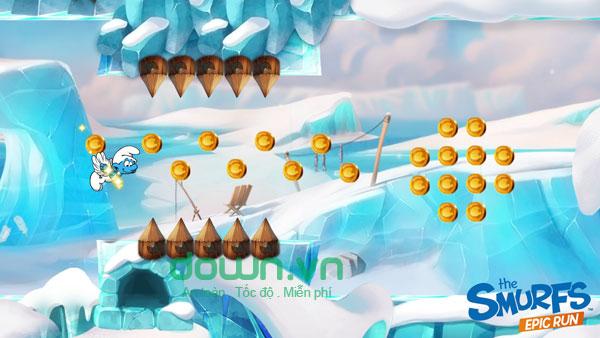 Smurfs Epic Run for iOSf