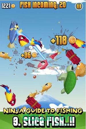 Tải game Ninja câu cá miễn phí cho Android