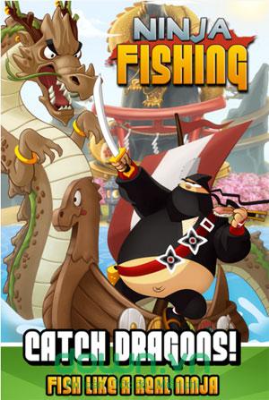 Game câu cá phong cách mới