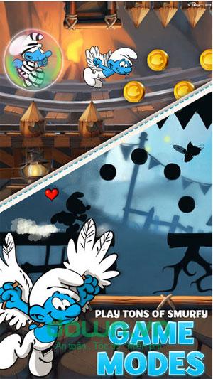 Smurfs Epic Run for iOS