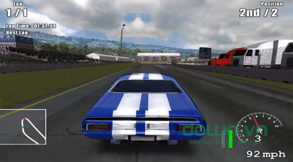 Game Driving Speeds
