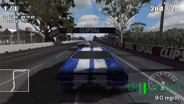 game đua xe tốc độ cao Driving Speed