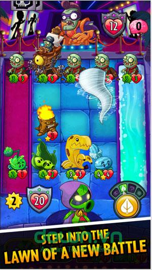 game hoa quả nổi giận