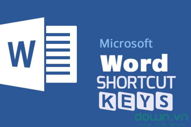 Phím tắt trong Microsoft Word