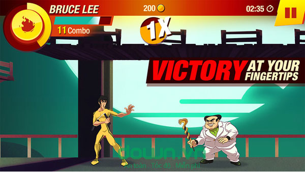 Bruce Lee: Enter the Game for iOS