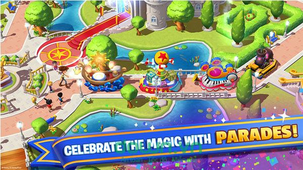 game Disney Magic Kingdoms